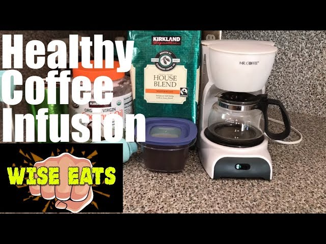 Super Infused Coffee – Healthiest Way to Enjoy Coffee! (As seen on The Following Announcement)