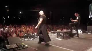 """David Performs Pantera's """"Walk"""" with Breaking Benjamin in Dallas"""