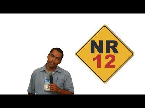 Comentando itens da NR 12