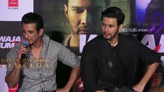 wajah tum ho theatrical trailer out vishal pandya sana khan sharman gurmeet rajniesh