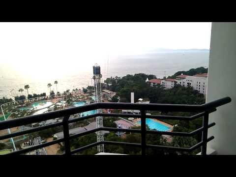 ОБЗОР : Отель Pattaya Park (Паттайя парк) Тайланд