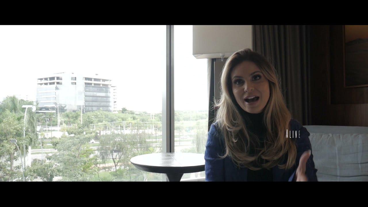Aline Barros - Ministério Billy Graham | Esperança Rio