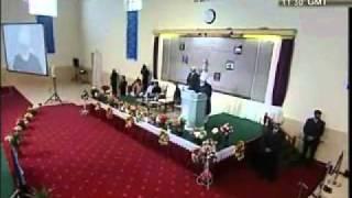 Jalsa Qadian India 2010   Concluding Speech by Hazrat Mirza Masroor Ahmad from London UK ( English )