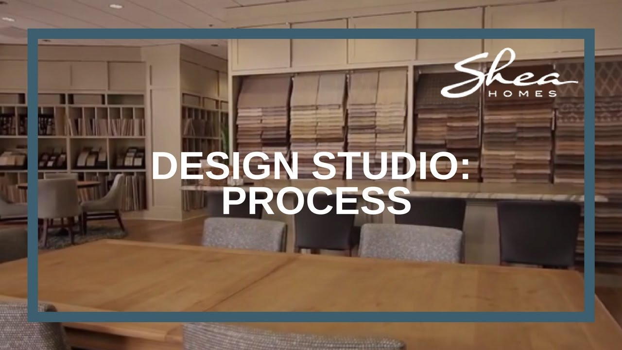 Shea Homes Design Studio Your Design Studio Process YouTube