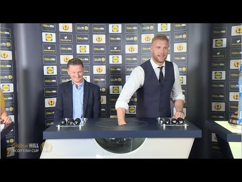 William Hill Scottish Cup 2017-18 | Second Round Draw