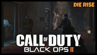 Extreme Vertigo! Armoured Zombies! || Black Ops 2 Zombies PC (Die Rise)
