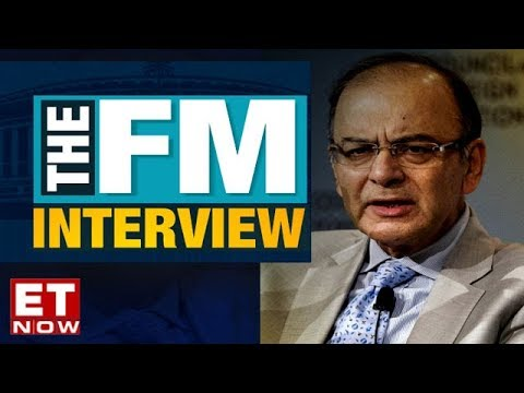 The poll math with Finance Minister | DIRECT & EXCLUSIVE