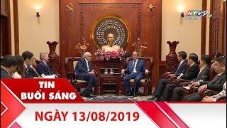 Tin Buổi Sáng - Ngày 13/08/2019 - HTV Tin Tức Mới Nhất
