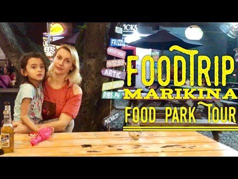 2017 FoodTrip Marikina Food Park Tour by HourPhilippines.com