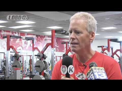 2012 Lobo Football | Coach Bob Davie Post-Practice Press Conference