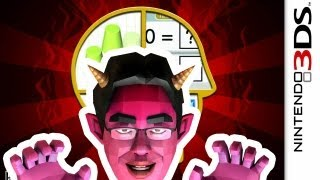 CGR Undertow - BRAIN AGE: CONCENTRATION TRAINING review for Nintendo 3DS