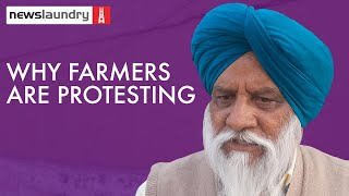 Farmer leader Balbir Singh Rajewal on 'unconstitutional' farm laws