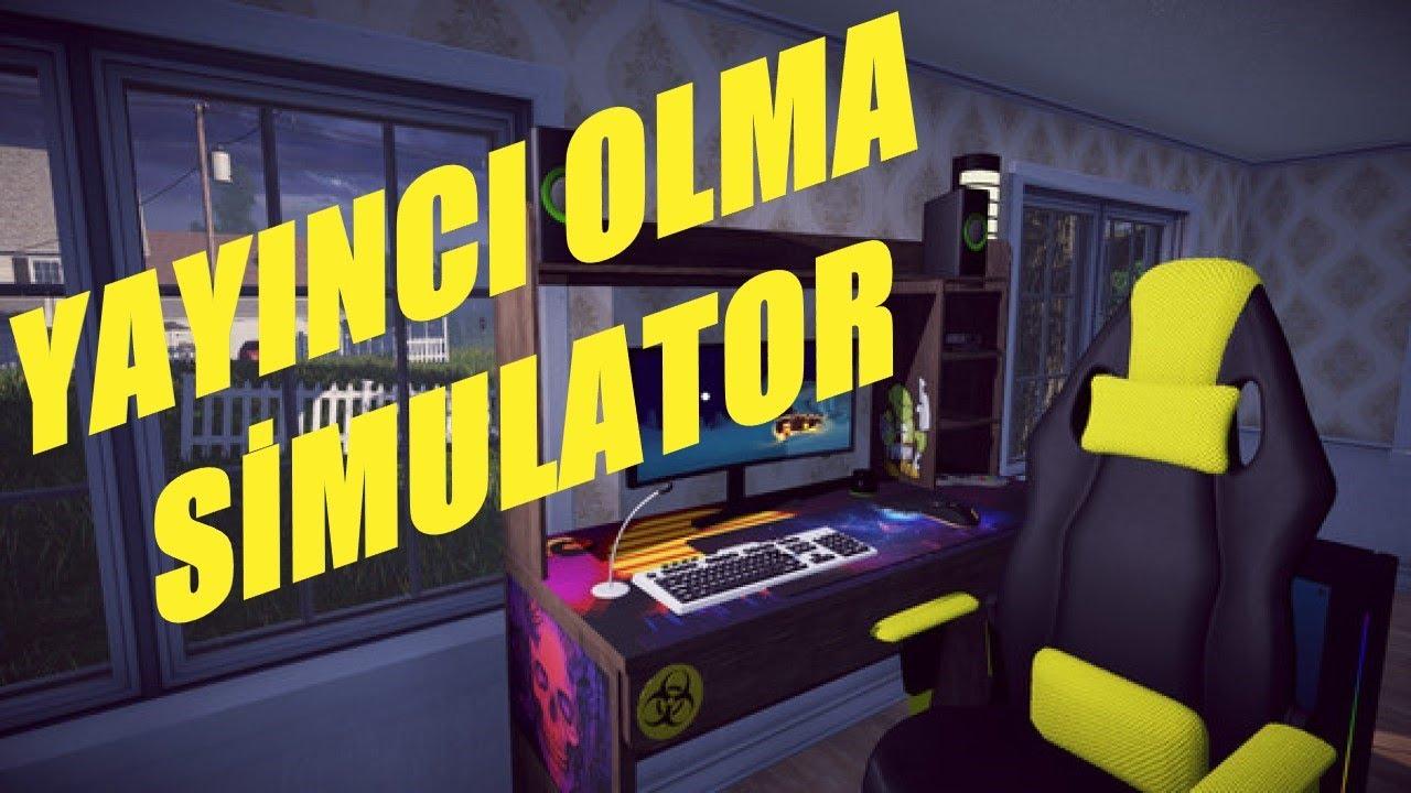 BİTCOİN İŞİNE GİRDİK / Streamer Life Simulator Türkçe - Bölüm 8