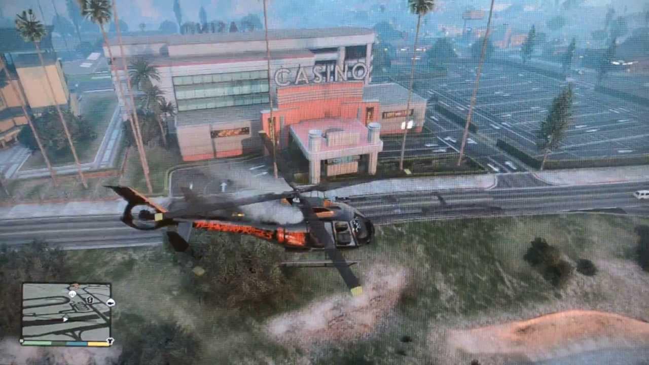 casino grand theft auto 5