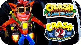 ¡misiÓn Espacial!  Crash Bandicoot N Sane Trilogy  Ep. 14 Con-alex--