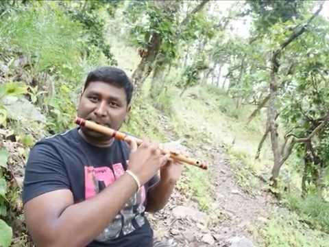 Gerua   Dilwale  Flute Cover   Instrumental   Vinaya Kancharla