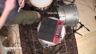 Nord Drum 3P Hi-Quality Sound Demo
