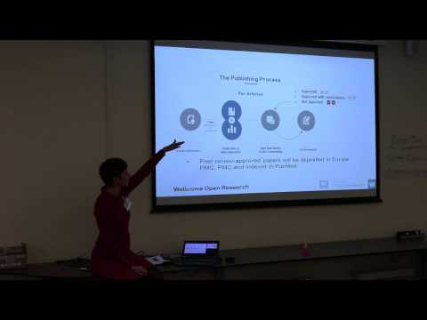 Hannah Hope: Open Research - What is Wellcome up to? (OpenConCam 2016)