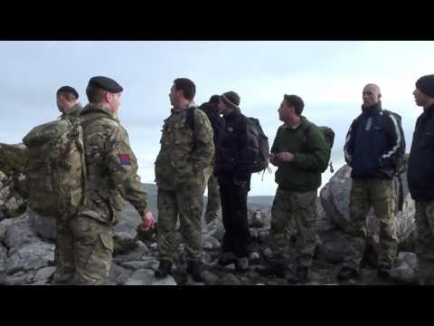 Battlefield Tour Of Mount Harriet 12