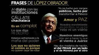 El presidente López contradice no sólo su campaña sino a sus leales