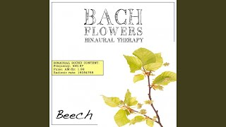 Beech EFT Dose Therapy (Binaural Real Frequency from Bach Flowers)