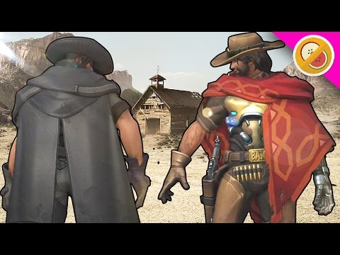 Thumbnail: WILD WEST SHOWDOWN! | Overwatch Custom Game