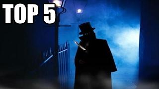 TOP 5 - Faktů o Jacku Rozparovači