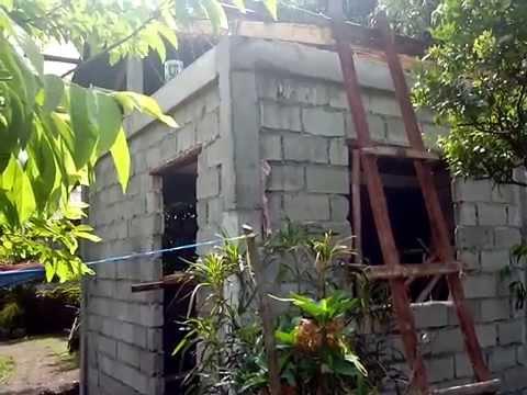 House Construction Time Lapse, Iloilo, Philippines