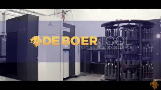 Deboer Tool - PVD Coating Center