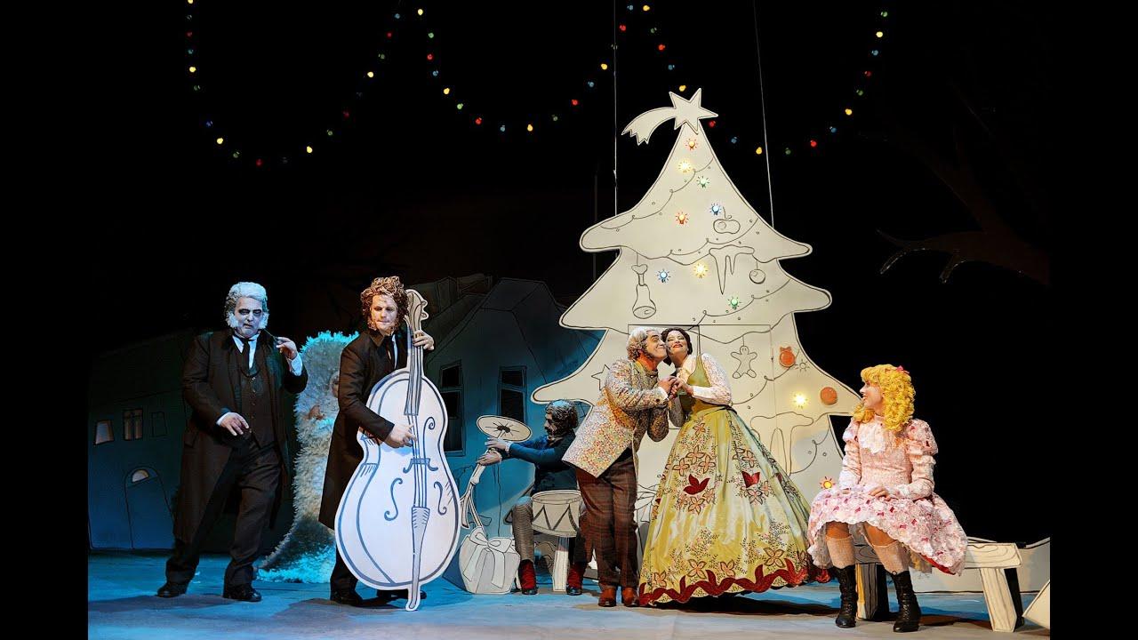 Die Weihnachten des Mr. Scrooge - YouTube