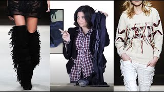 How to make DIY Isabel Marant fringe boots, furry coat and yohan sweater: Fashion Attack Thumbnail