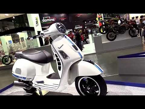 Polini Vespa GTS  Special Series Pro Lookaround Le Moto Around The World