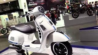 2018 Polini Vespa GTS 300 Special Series Pro Lookaround Le Moto Around The World