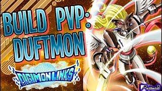 Build PVP: Duftmon -Digimon Links-