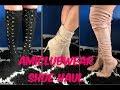SHOE TRY-ON HAUL Ft.AMICLUBWEAR.COM.....