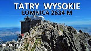 TATRY WYSOKIE - omnica 2634 M 08082016