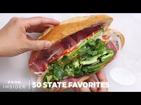 Best Sandwich In Every State | 50 State Favorites