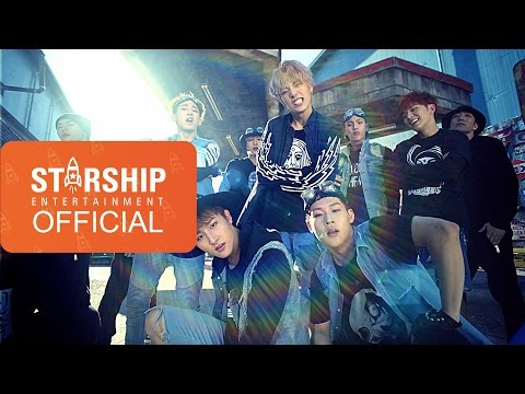 [MV] 몬스타엑스 (MONSTA X) - 신속히 (RUSH)