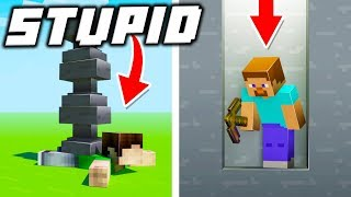 29 Mistakes Only New Players Make in Minecraft!