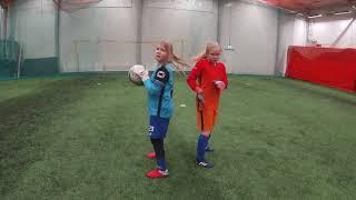 U5-U11 maalivahtitreenit - pallonkäsittely