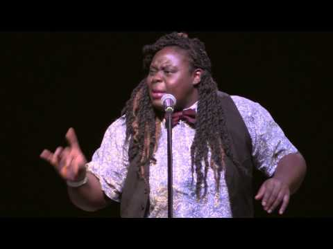 "IWPS Finals 2014 - Porsha O. ""Angry Black Woman"""