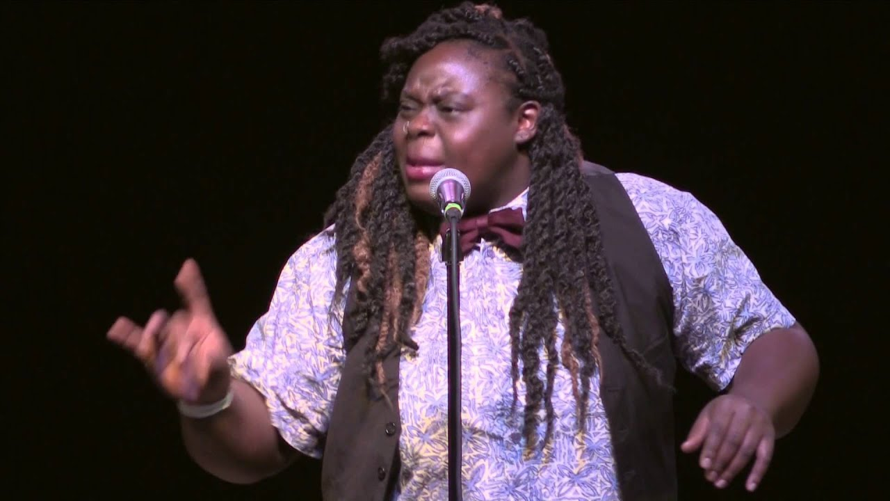 "IWPS Finals 2014 - Porsha O. ""Angry Black Woman"" - YouTube"