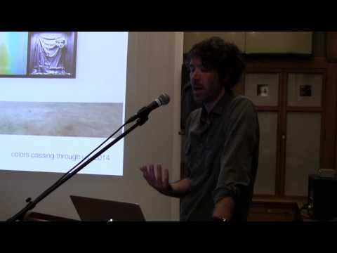 Twice Performing Objects :: Artist talk with Michael Jones M