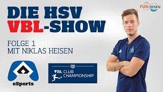 HSVeSports | Die HSV VBL-Show - Folge 1