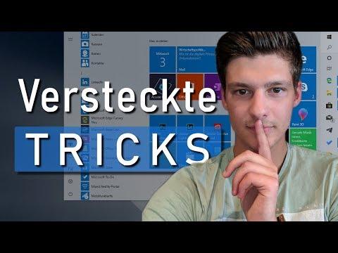 11 versteckte Windows 10 Tricks, die ihr kennen MÜSST!