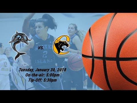 Womens Basketball vs. Medgar Evers - January 30, 2018