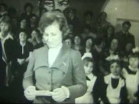 Для истории. Средняя школа 6, г. Холмск, 1978 г.