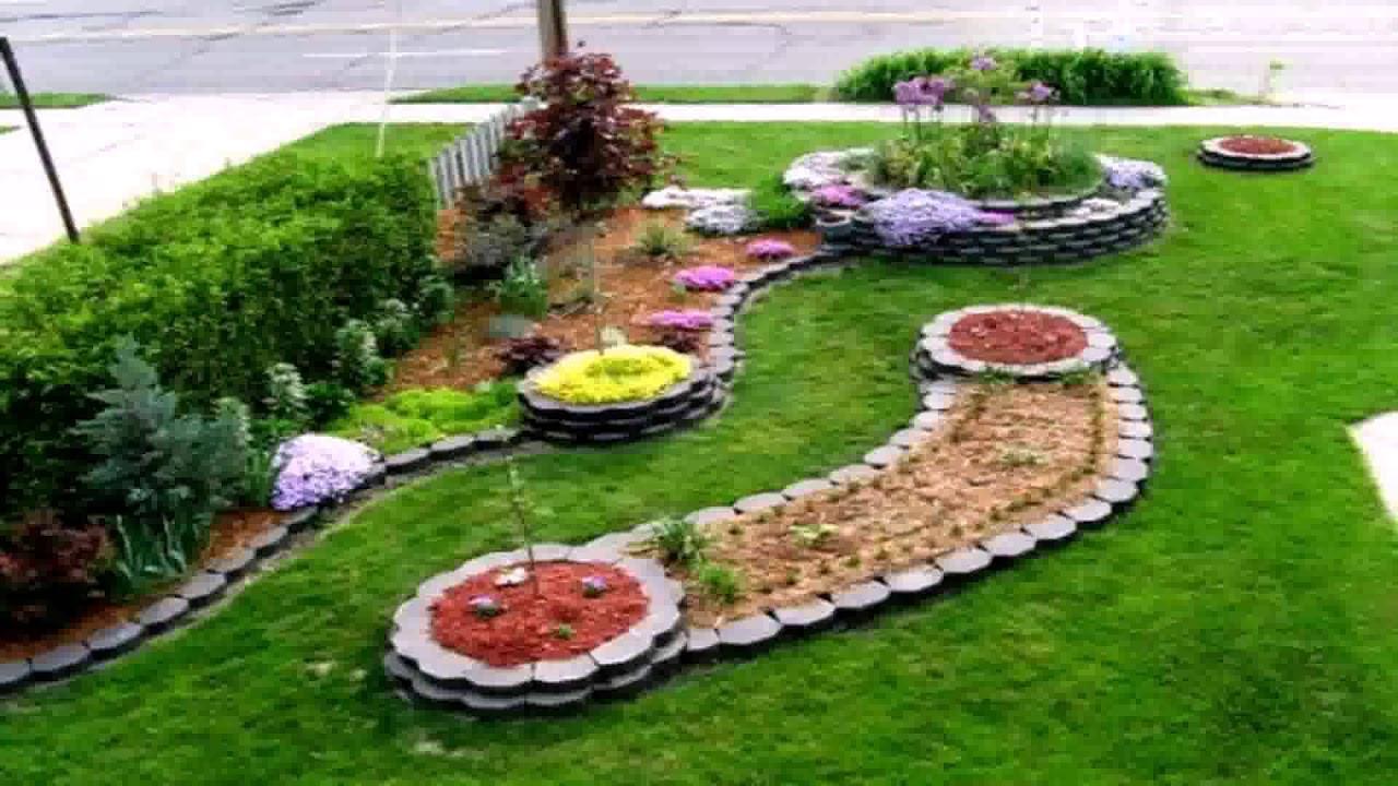 Landscape Design Ideas Sloped Backyard - YouTube on Patio On A Slope Ideas id=12550