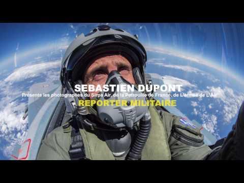 Sébastien Dupont, Reporter militaire - Salon de la Photo 2016