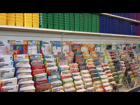 Tour of a Lakeshore Learning Store